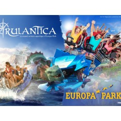 Europapark to or from Colmar